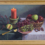 Famous Fruit Basket Painting