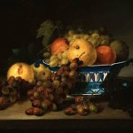 Famous Fruit Bowl Painting