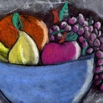 Famous Fruit Painting