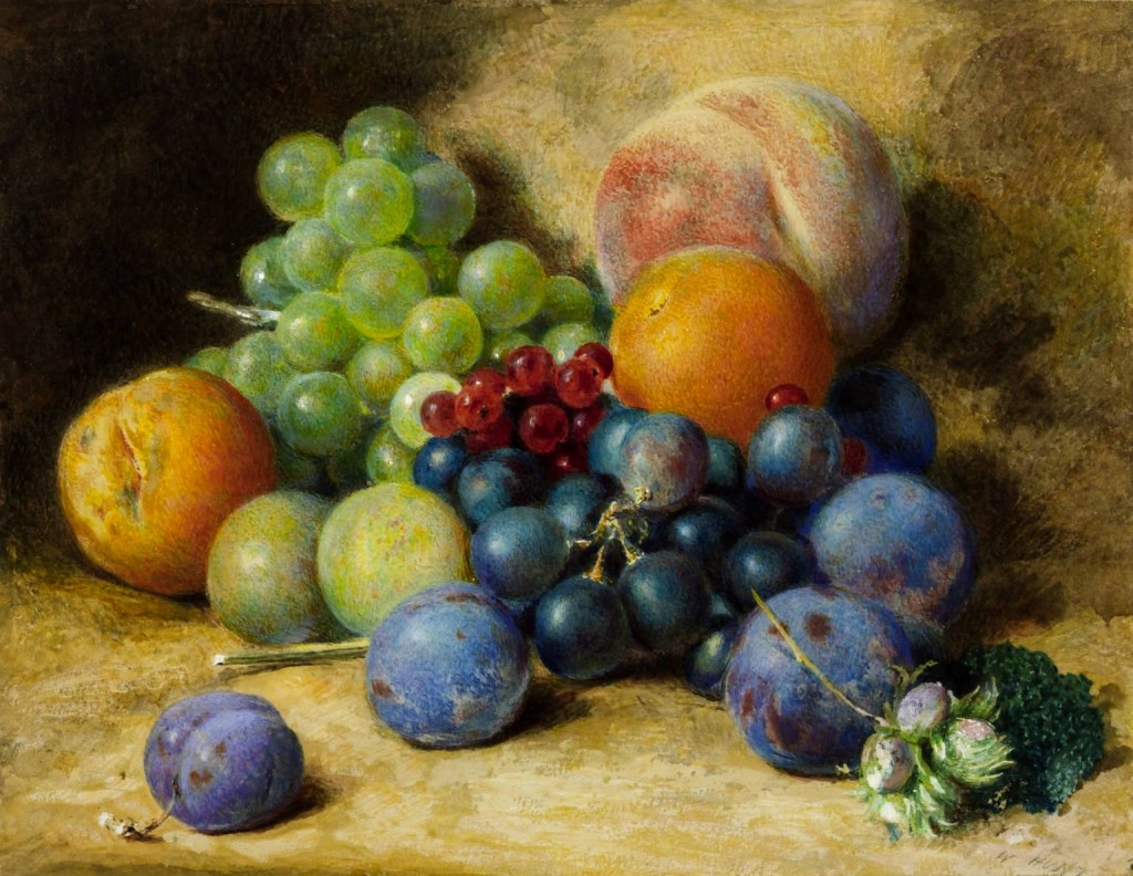 Famous Fruit Paintings
