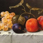 Famous Fruit Paintings Preyer