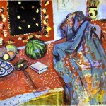 Famous Oil Paintings Henri Matisse