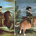 Famous Paintings Improved Cats