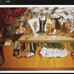 Frida Kahlo Painting The Wounded Table Online Gallery Lost Art