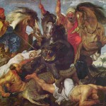 Friends Rubens Was Famous For His Baroque Style Paintings