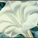 Georgia Keefe Flower Paintings Names Keeffe