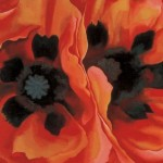 Georgia Keeffe Paintings Oriental Poppies