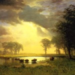 Home Famous Paintings Buffalo For Sale