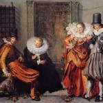 Home Famous Paintings Willem Buytewech For Sale