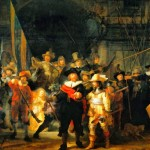 Image One Rembrandt Original Most Famous Paintings