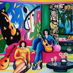 Interior Painting Inspired Matisse Jammin Madison
