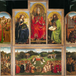 Jan Van Eyck Considered The First Great Painting