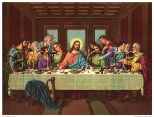 Leonardo Vinci Picture The Last Supper Paintings For Sale