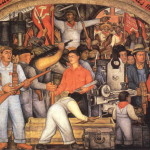 Most Famous Murals The Arsenal Starring Frida Communist Bad