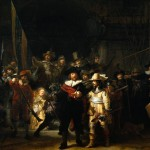 Most Famous Paintings The Night Watch Rembrandt Van Rijn Source
