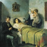 Pablo Picasso Paintings Science And Charity
