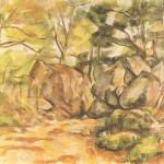 Painted Most His Landscapes Cubism Style