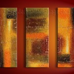 Painting Panels Modern Oil Paintings Canvas Abstract