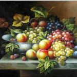 Paintingforsale Paintings Severin Roesen Still Life Fruit