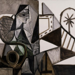 Picasso Woman The Studio Loan From Louis Art
