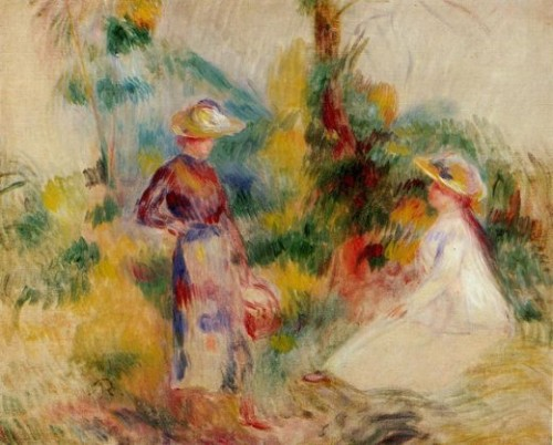 Pierre Auguste Renoir Paintings For Sale Saleoilpaintings