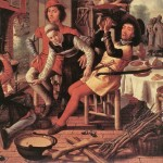 Pieter Aertsen Dutch Northern Renaissance Painter Merry