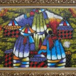 Portraits Couples Picasso Working Couple Reproduction