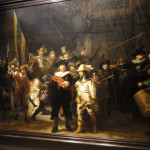 Rembrandt Most Famous Painting The Nightwatch From