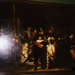 Rembrandt Most Famous Painting The Rijks Museum Amsterdam
