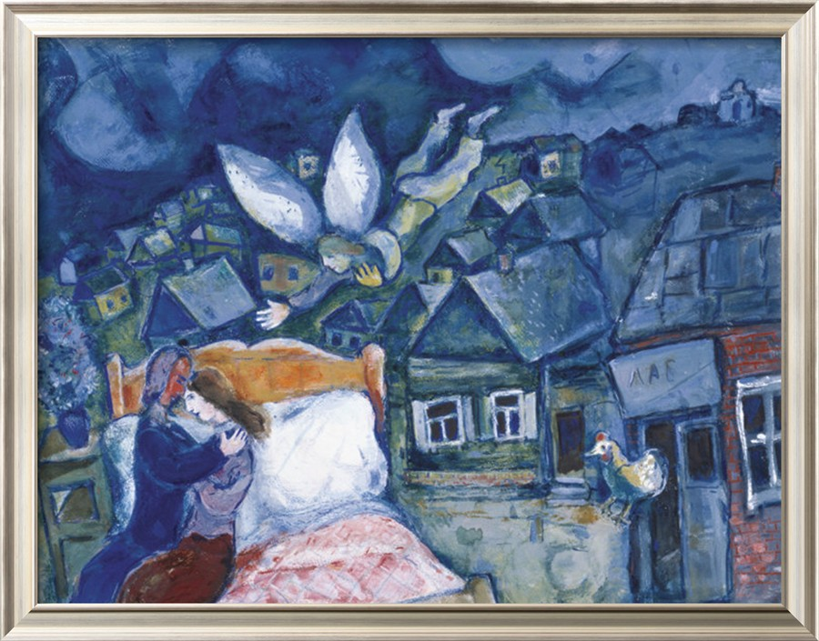 The Dream Marc Chagall Painting