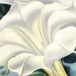 The Following Are Some Georgia Keeffe Paintings