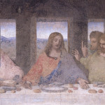 The Last Supper Painting Fine Art Print