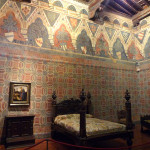 The Palazzo Davanzati Oneof Bedrooms Rear House