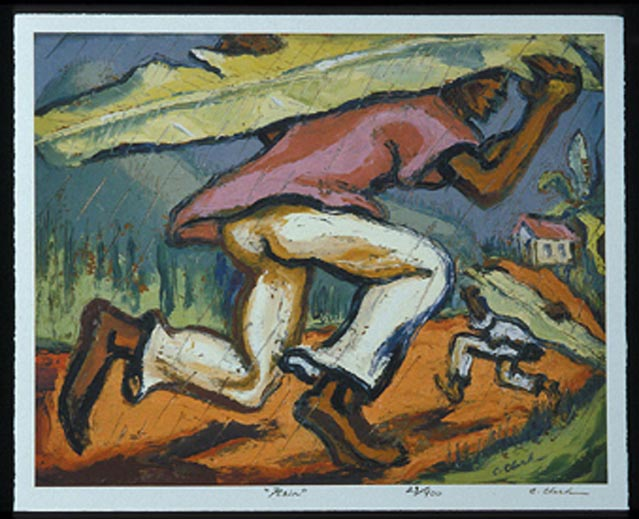 Top Famous Paintings African Art