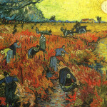 Van Gogh Paintings Painting