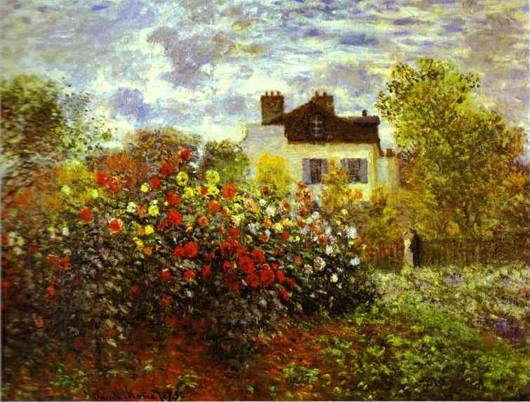 What Claude Monet Most Famous Painting Chacha