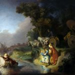 Abduction Europa Rembrandt