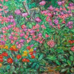About Twelve More Hours Radford Flower Garden Ebay This Painting