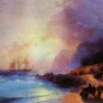 Aivazovsky Paintings Index Next Painting View The Sea