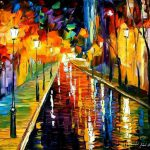 Also Leonid Afremov Just Love His Paintings