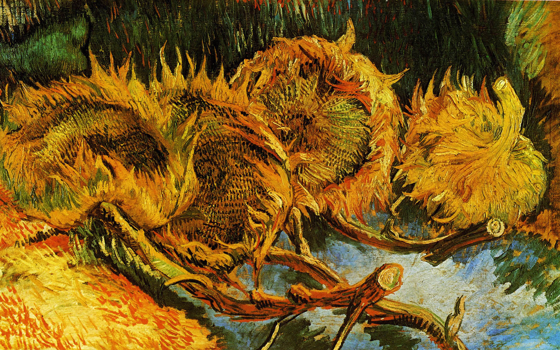 Amazing Van Gogh Paintings Set