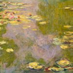 Analytical Essay Claude Monet Water Lily Paintings