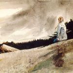 Andrew Wyeth Pennsylvania Usa July