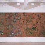 Andy Warhol Oxidation Painting Copper Metallic Paint And Urine