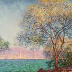 Antibes The Morning Claude Monet