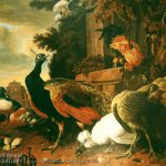 Are Famous Paintings Birds Canvas