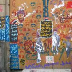 Art Cries Out Protest Egypt