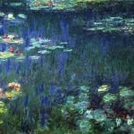 Art Quotes Monet Into The Light