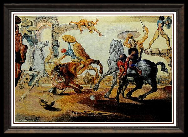 Artist Salvador Dali Category Limited Edition Prints