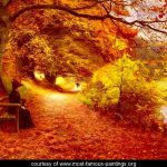 Autumn Hans Anderson Brendekilde Most Famous Paintings